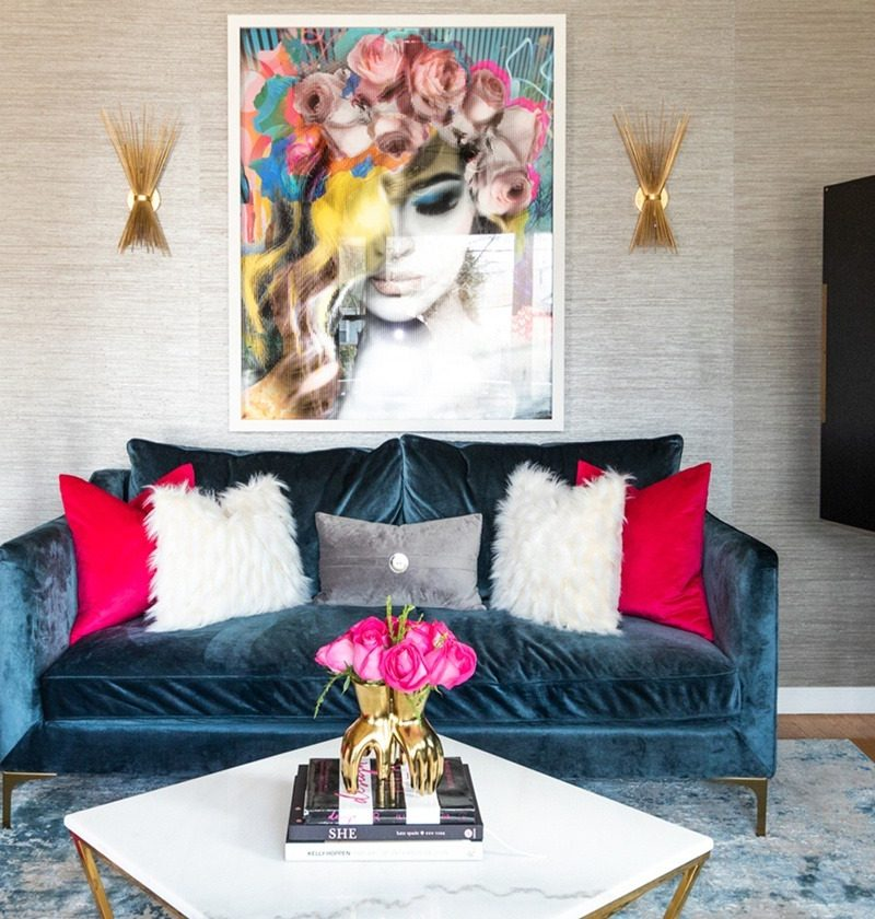 15 Velvet Sofas To Decorate Your Home With