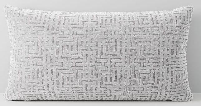 Airbnb bedroom essentials lumbar pillow