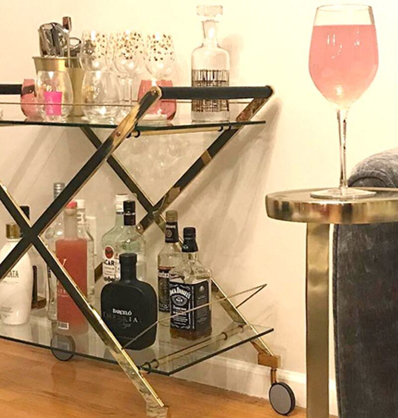 15 Bar Carts You'll Love For Christmas 2020