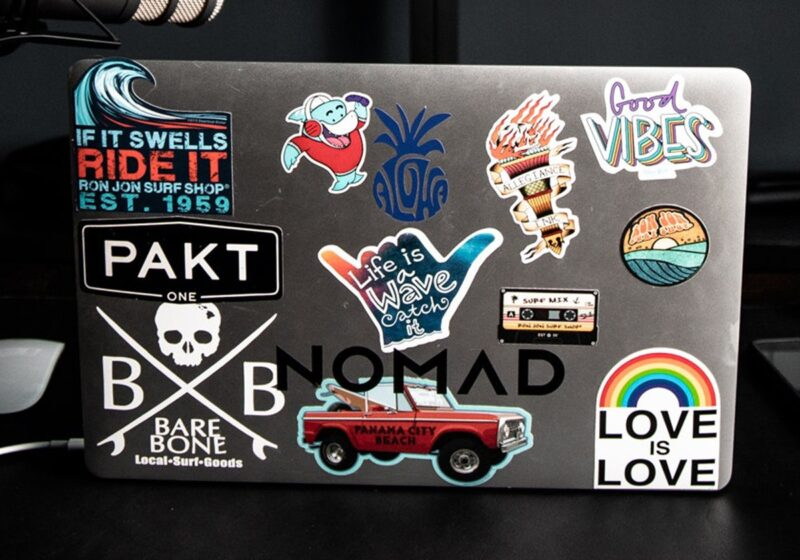 10 Redbubble Laptop Sticker Gift Ideas For 2021