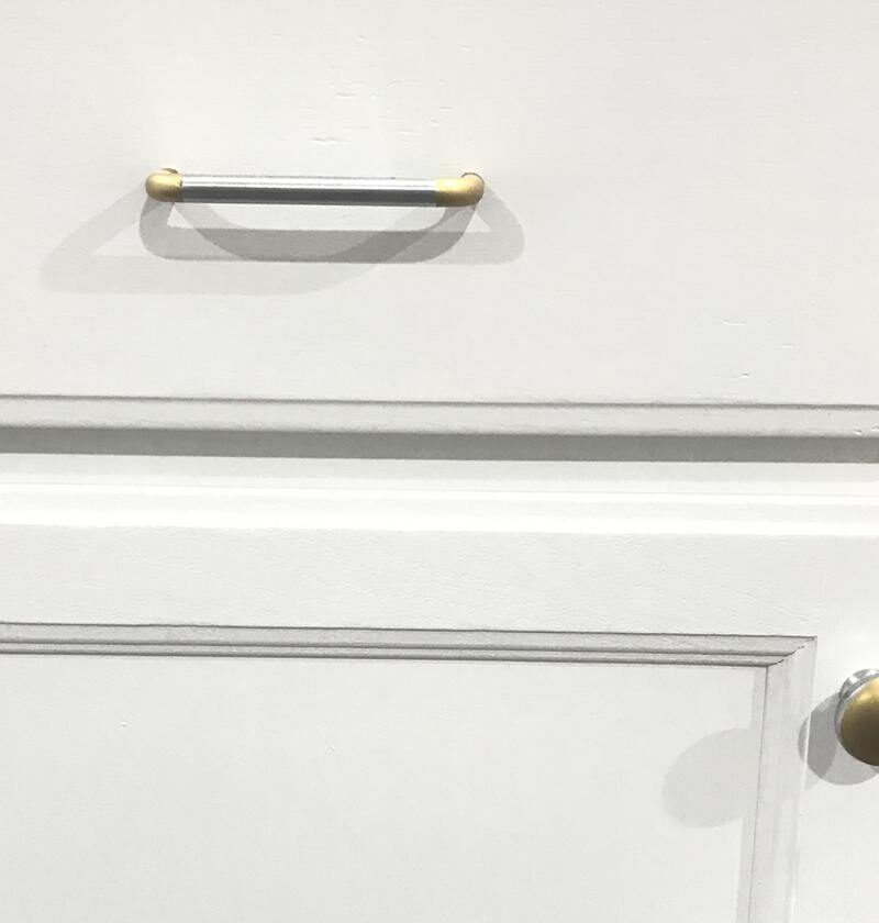 Two Tone Cabinet Pulls That Are Trending In 2021