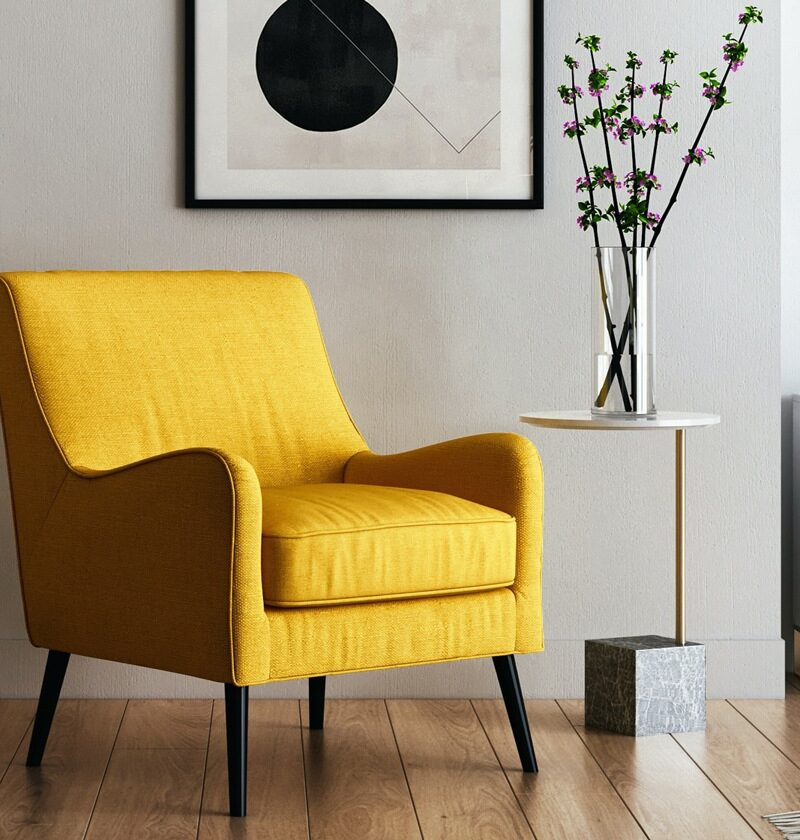 9 Gold Accent Tables To Update Your Living Room