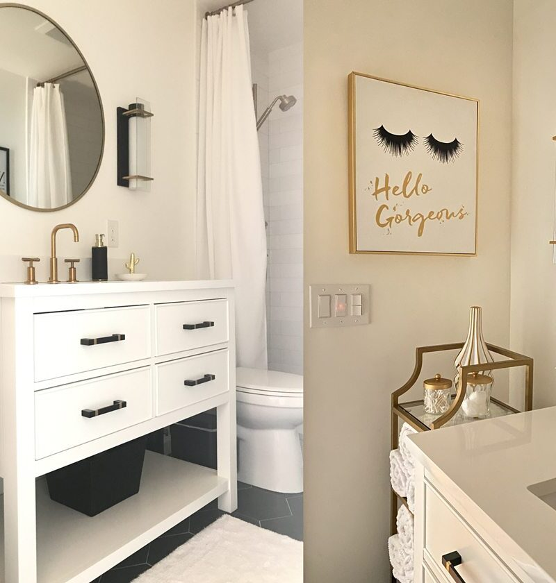 5 Airbnb Bathroom Ideas | How Much A Remodel Costs