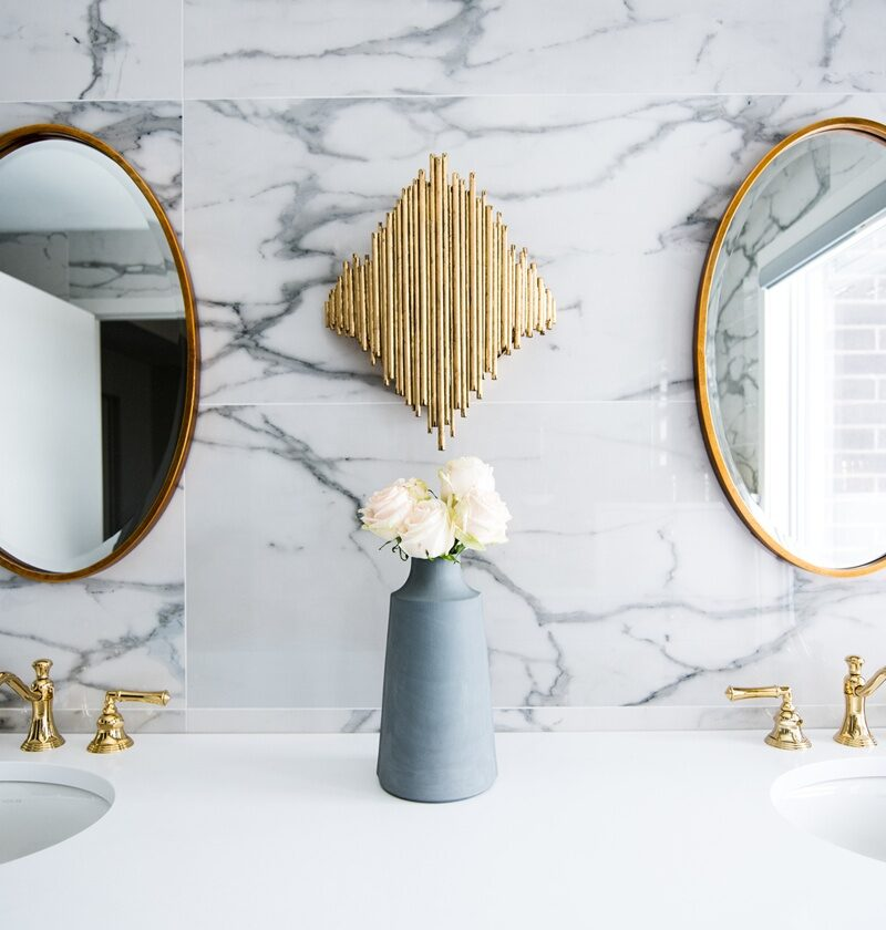 23 Modern Bathroom Mirror Ideas No Matter Your Budget