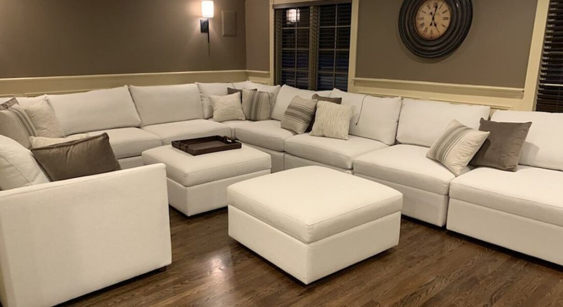 Best Performance Fabric Sofa | 13 That Will Make You Want To Entertain