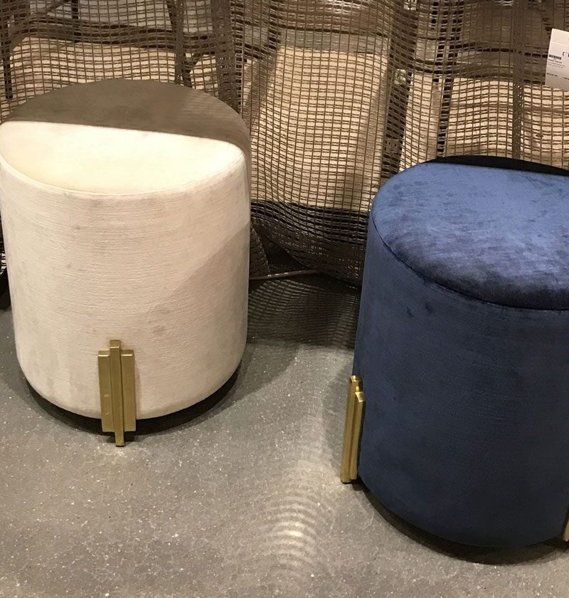 19+ Modern Poufs & Ottomans That Will Upgrade Your Home Decor