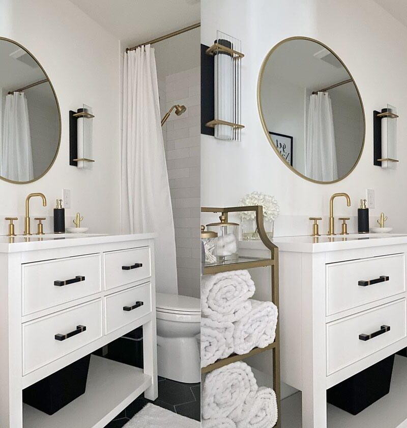 19 Best Bathroom Mirrors That'll Make Your Space Look More On Trend